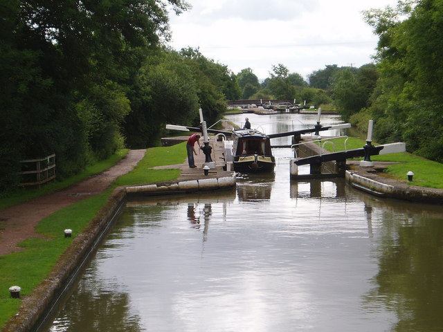 Hatton Locks - Grand Union Canal