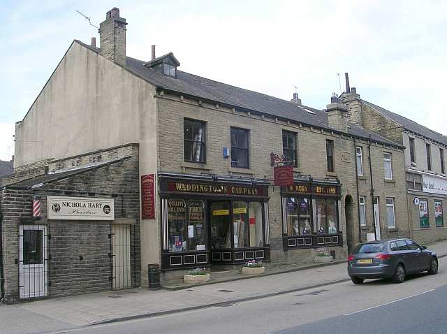 Bridge Terrace, Bradford Road