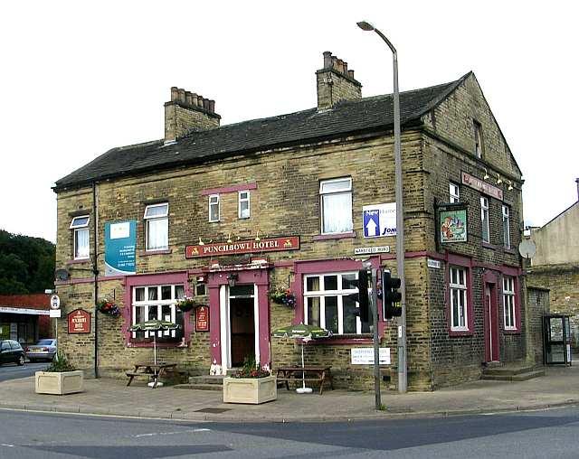 Punchbowl Hotel - Bradford Road