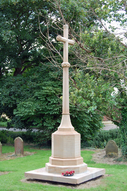 Whitgift Parish War Memorial