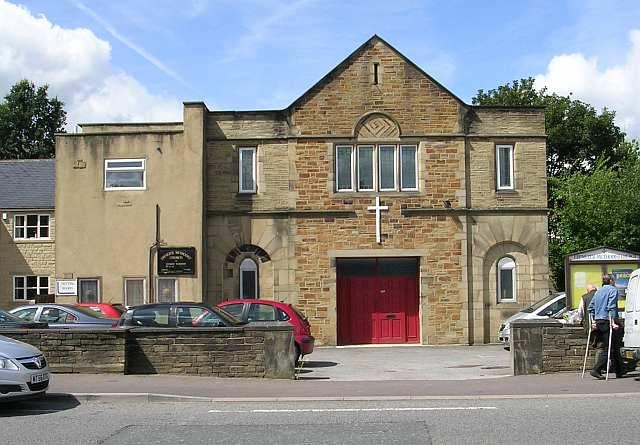 Ebenezer Methodist Church - Bradford Road