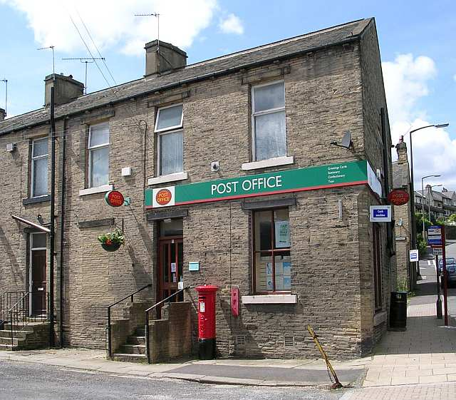 Post Office - New Street, Bailiff Bridge