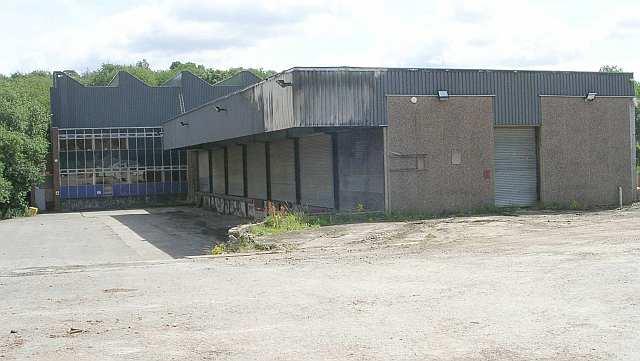 Despatch Depot for Firth's Carpets - Bradford Road