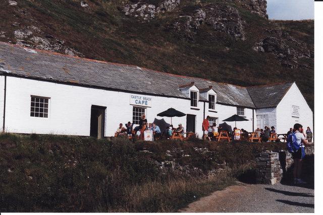 Castle Beach Cafe