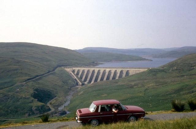 Nant - y - Moch Reservoir