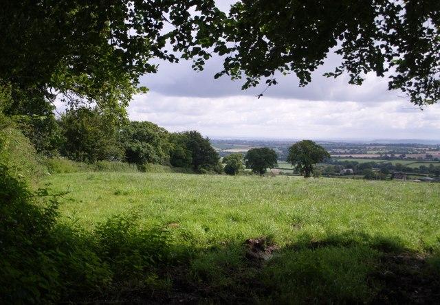 View above Cudworth