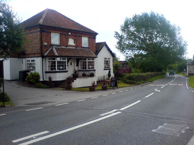 The Angel Inn, Kneesall