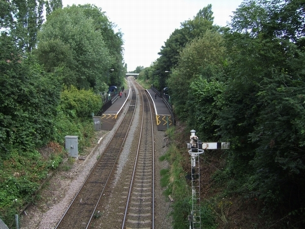 Bloxwich Railway Station