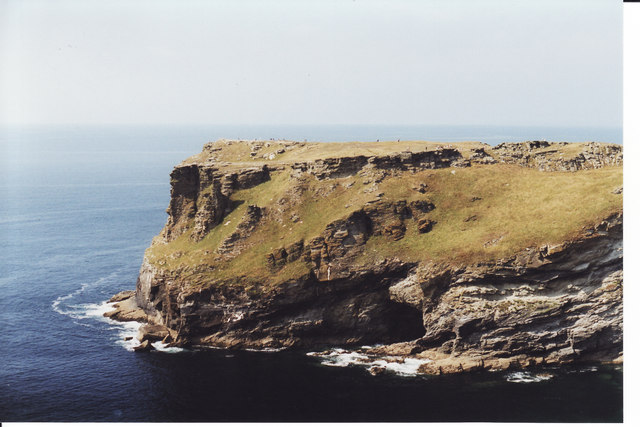 Tintagel Head