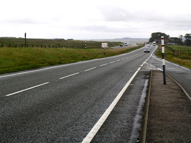 Westbound A66
