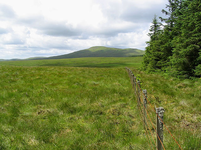 Moorland landscape