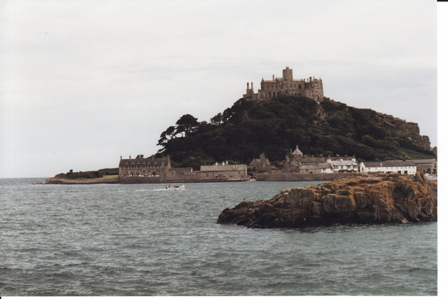 St. Michael's Mount from Marazion