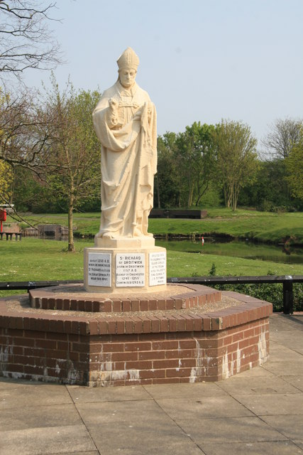 St Richard of Droitwich