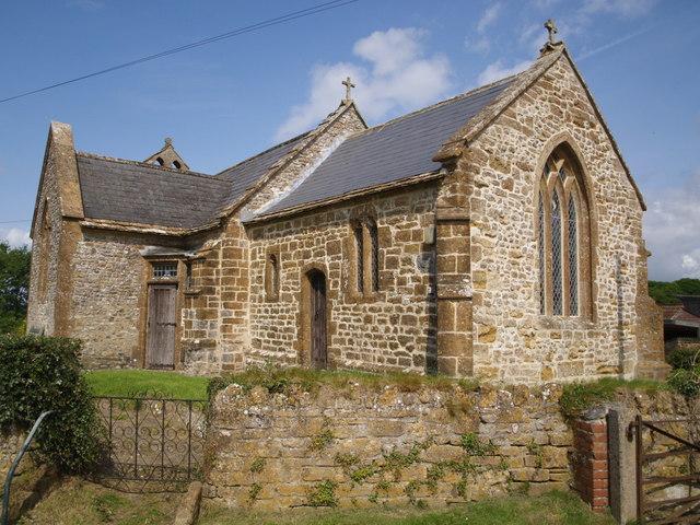 St. James Church, Chillington