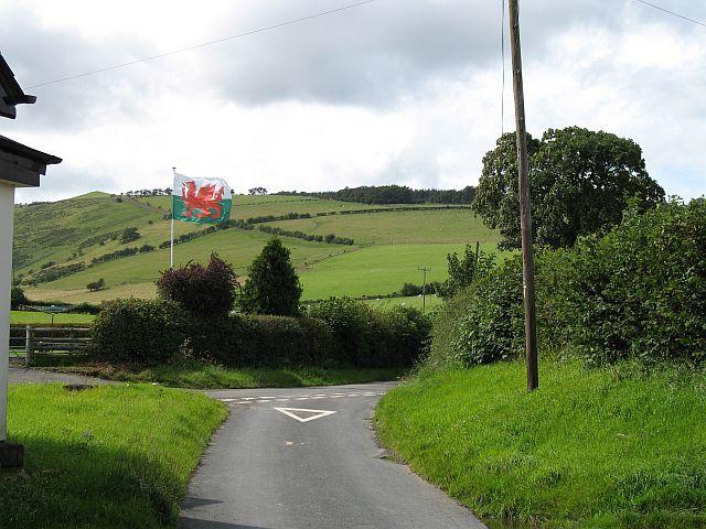 Flag, Kinnerton
