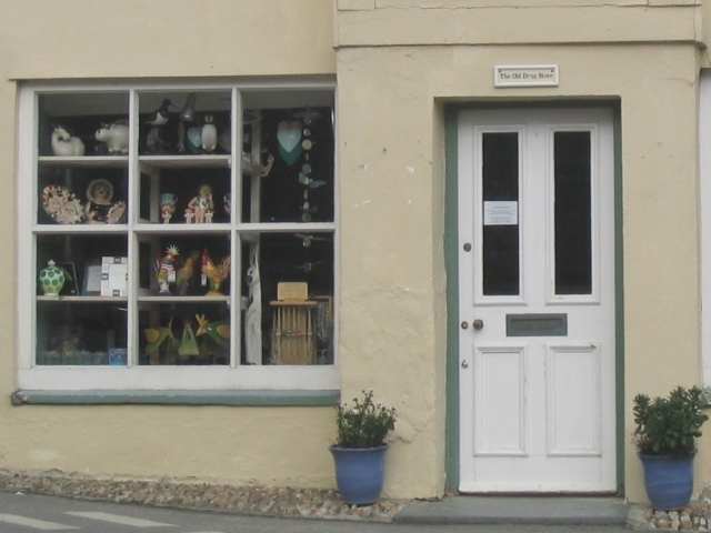 The Old Drug Store, Port  Isaac