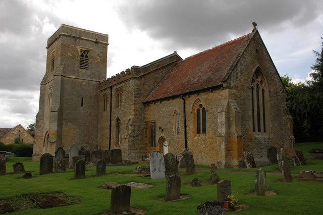 St. Thomas a Becket Church, Sutton under Brailes