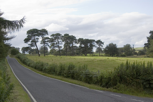 The road to Inverurie