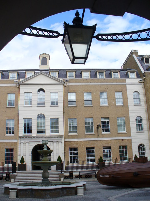 Richmond Courtyard