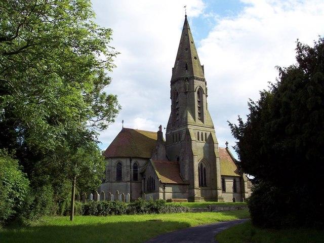 St Andrew's Church, East Heslerton