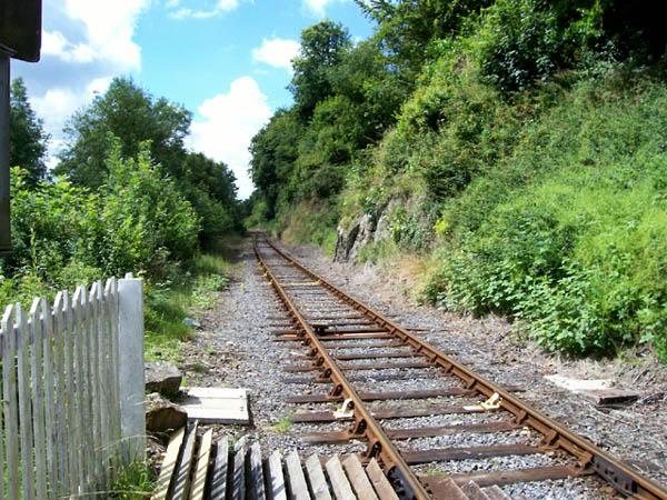 Railway to Llanelli