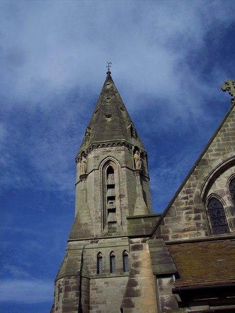 St Andrew's Church, East Heslerton - Spire
