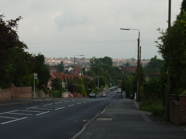 A6007 Crosshill to Loscoe