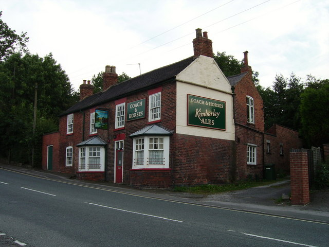 Coach and Horses Pub