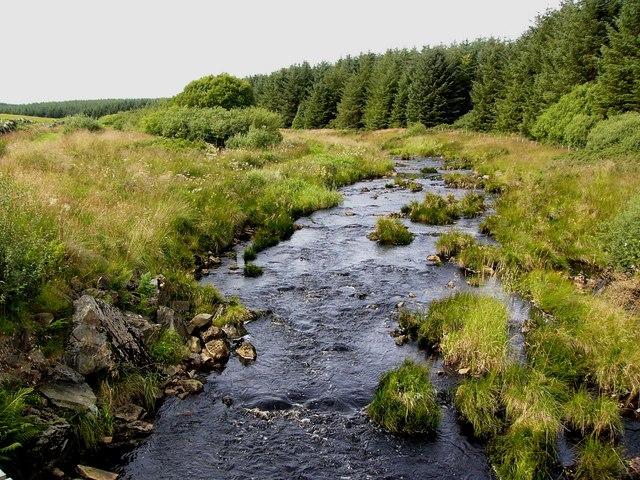 The Tarf Water