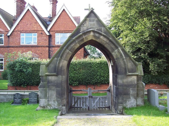 St Andrew's Church, East Heslerton - Lych Gate