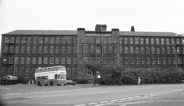 Globe Mills, Slaithwaite