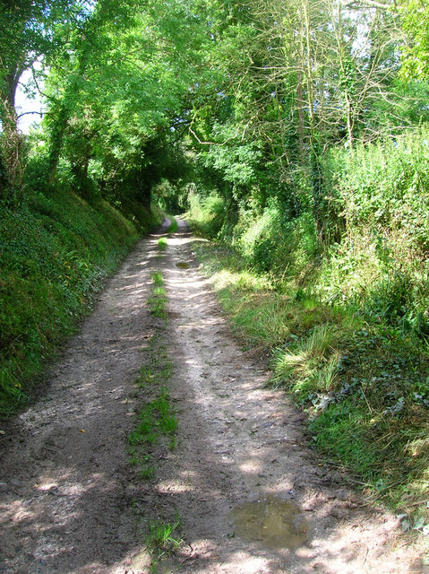 Middle Barn Lane