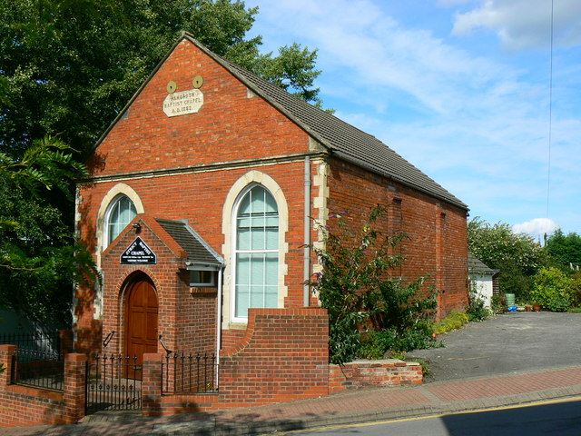 Strict Baptist Chapel, Prospect Hill, Swindon