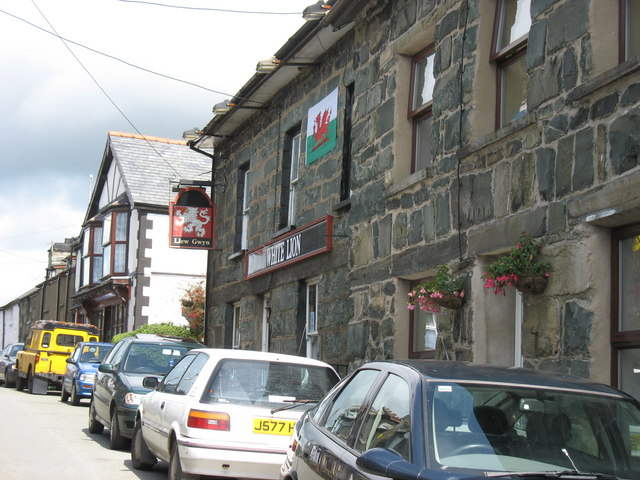 Y Llew Gwyn Public House