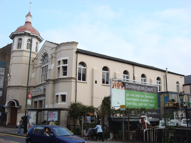 New Testament Church of God, Willesden