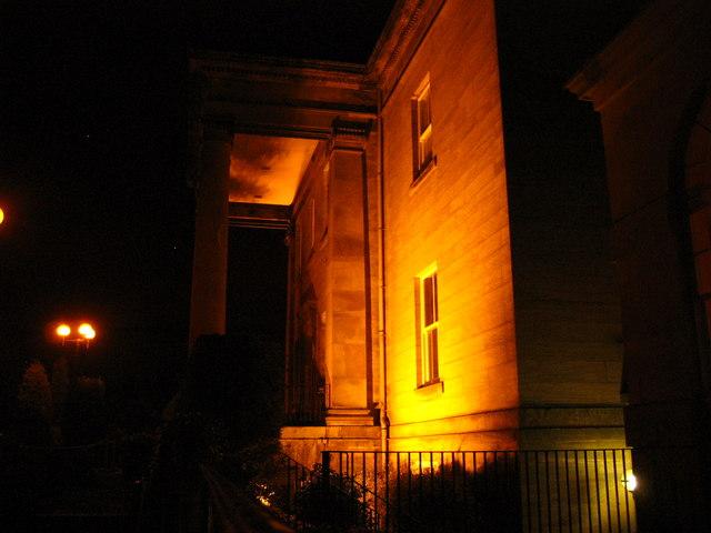 Balbirnie House