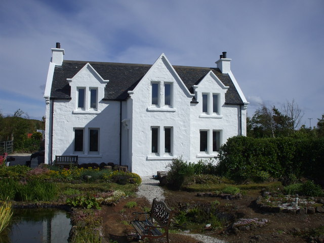 Kinloch House, Dunvegan