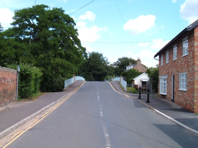 Bridge Street, Hilgay