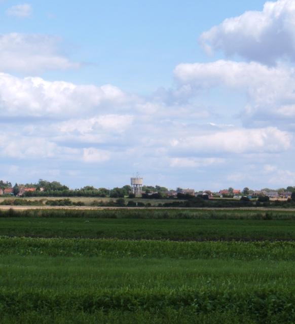 Hilgay water tower