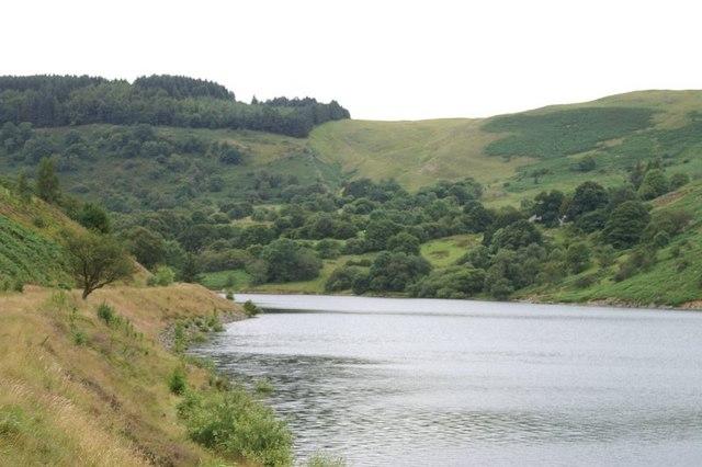 Garreg Dhu Reservoir