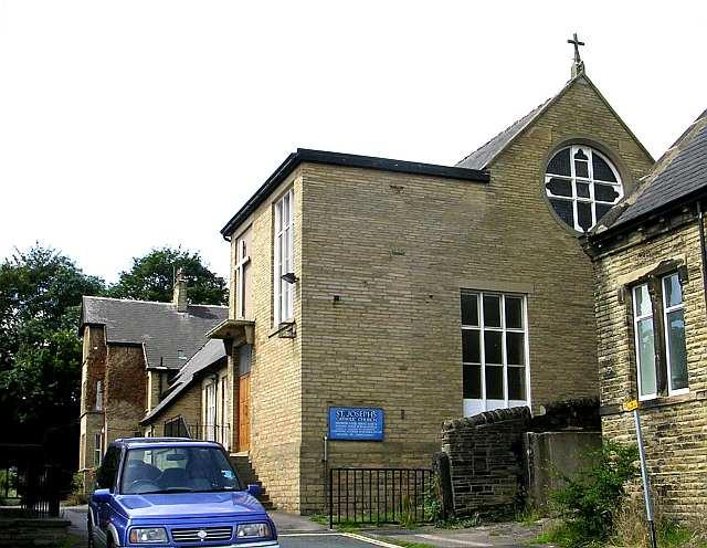 St Joseph's Catholic Church - Martin Street