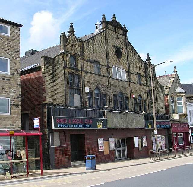 Cinema - Huddersfield Road