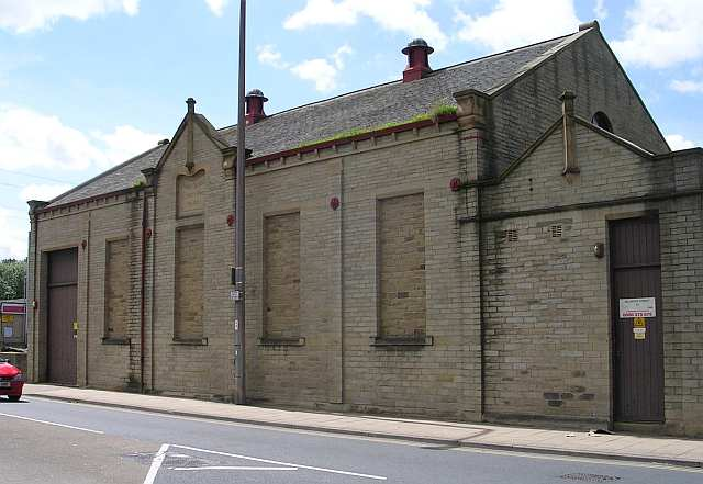 Former Borough of Brighouse Electricity Works - Huddersfield Rd