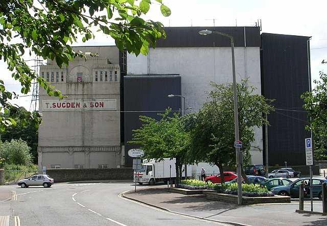 Thomas Sugden & Son Flour Mill