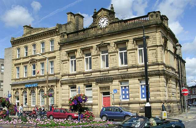 Town Hall - Thornton Square