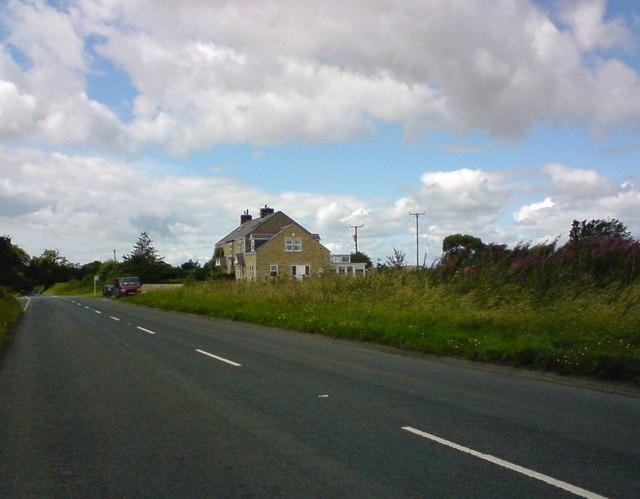 Houghton Moor on the B6528