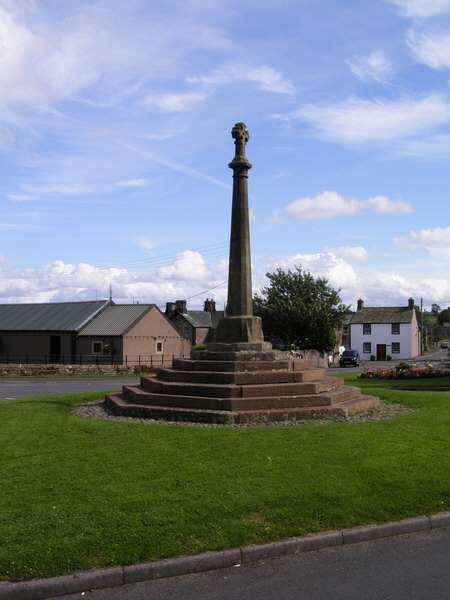 Market Cross - Greystoke