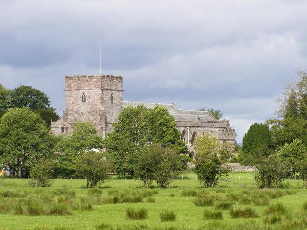 St Andrew's Church - Greystoke