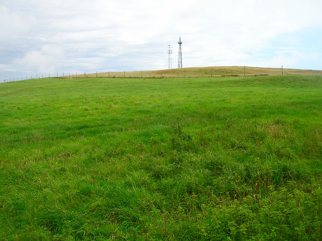 Radio Masts, Stenbury Down