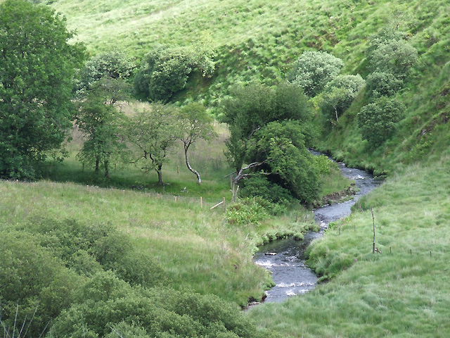 Afon Pysgotwr Fawr, Ceredigion